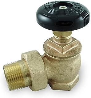1//2 MNPT x 1//2 MNPT Brass 1//2 MNPT x 1//2 MNPT Brass 23-181-00001 Dixon ASBDV50 Angled Ball Drip Valve