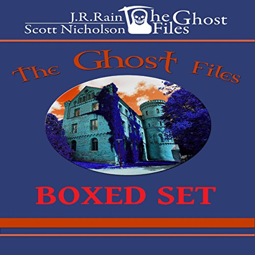 The Ghost Files: First Three Novels audiobook cover art