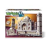 Wrebbit W3D2001 - Puzzle 3D del Taj Mahal