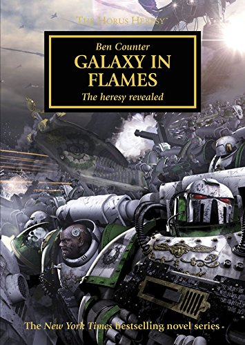 Galaxy in Flames (The Horus Heresy Book 3) (English Edition)