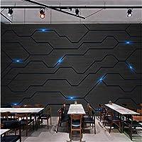 写真の壁紙3D立体空間カスタム大規模な壁紙の壁紙 回路図の壁の装飾リビングルームの寝室の壁紙の壁の壁画の壁紙テレビのソファの背景家の装飾壁画-350X250cm