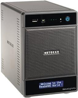 NETGEAR ReadyNAS Ultra 4 (4-bay, 4TB: 2 x 2TB) Network Attached Storage, latest generation RNDU4220 (B003V8AL8Y) | Amazon price tracker / tracking, Amazon price history charts, Amazon price watches, Amazon price drop alerts