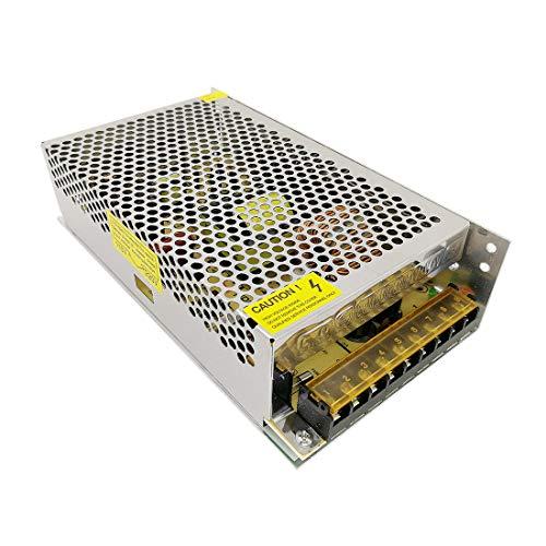 JOYLIT 240W Transformador de Voltage Alimentación de Interruptor AC 220V a 12V...