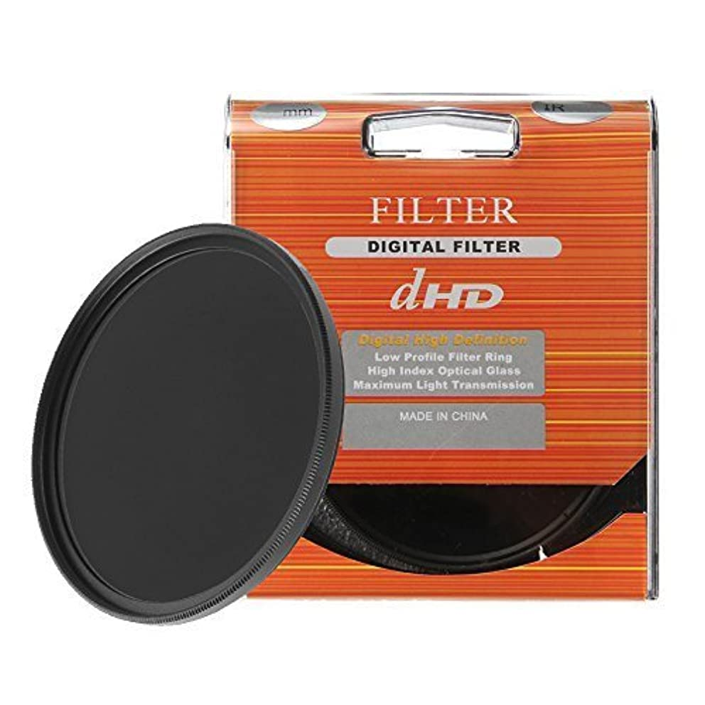 Fotga 49mm Infrared Infra-red IR Pass X-Ray Lens Filter (1000mm)