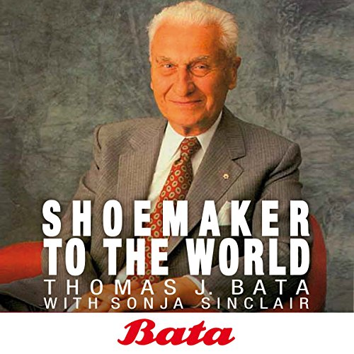 Bata: Shoemaker to the world audiobook cover art