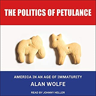 The Politics of Petulance cover art