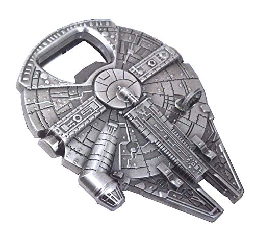 Rebel Alliance Star Wars Millenium Falcon Metall-Flaschenöffner Originalfassung