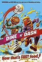 フォートナイト ポスター 1 DINE N' DASH 約H915×W610mm