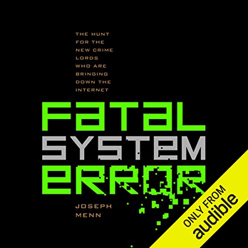 Fatal System Error audiobook cover art