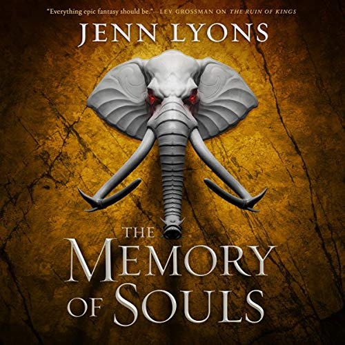 The Memory of Souls cover art