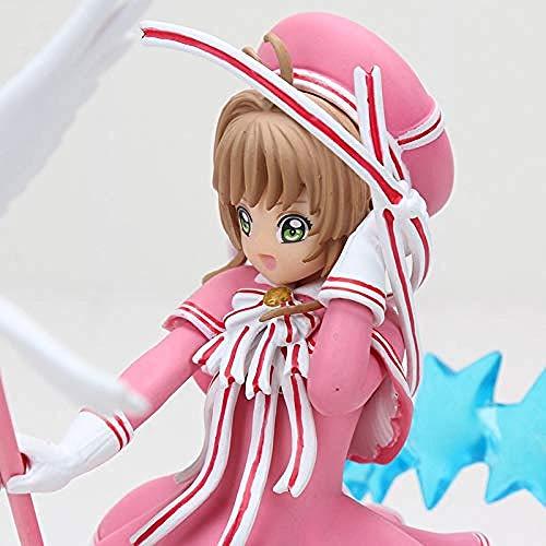 Taito Card Captor Sakura Clear Card Edition Kinomoto Sakura 18cm 7