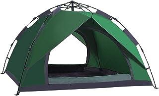 IDWOI-tält utomhus bärbar tält 1–2 personer hydraulisk automatisk snabb öppning regnfast par tält, 3 färger