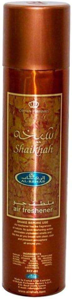 Shaikhah- Ranking TOP1 Air Freshener 300ml Ranking TOP11 by Al-Rehab