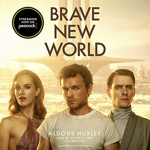Brave New World Audiobook By Aldous Huxley cover art