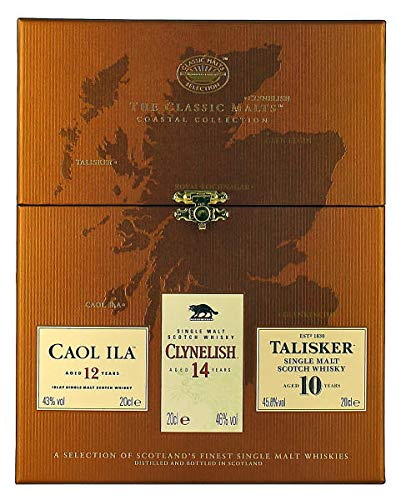 Photo of Classic Malts Coastal Collection Gift Pack 600ml