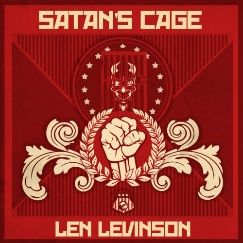 Satan's Cage audiobook cover art