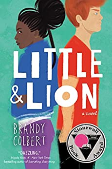Little & Lion by [Brandy Colbert]