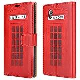 Alcatel 1 5033X New Premium Leather Flip Wallet Phone Case