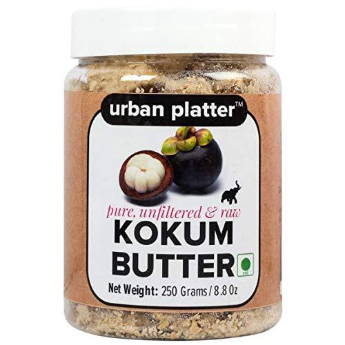 Pure Kokum Butter , 250 Gm (8.82 OZ) [Unprocessed Unrefined Raw]