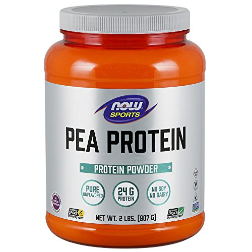 NOW Sports Pea Protein Powder,2-Pound