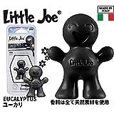 【Little Joe】エアコン固定フレグランス イタリア製天然素材を採用 約45日間持続 簡単取付 全10種類 2個セット(ユーカリ)