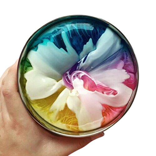 Kanzd Beautiful Color Mixing Cloud Slime Putty Scented Stress Kids Clay Toy (A)