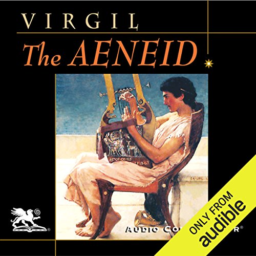Couverture de The Aeneid