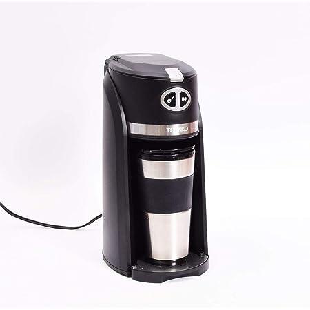 THANKO 豆から作れるお一人様全自動コーヒーメーカー 「俺のバリスタ」 SFACMWTB