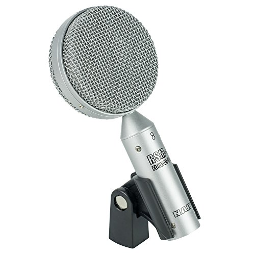 Nady RSM-4 Unique Style Ribbon Microphone