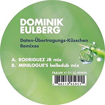 Daten-Übertragungs-Küsschen Remixes