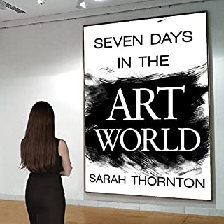 Seven Days in the Art World audiobook cover art