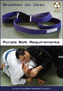 Brazilian Jiu Jitsu Purple Belt Requirements: Gateway to the Advanced Game