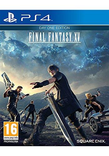 PS4 - Final Fantasy XV - [PAL EU - NO NTSC]