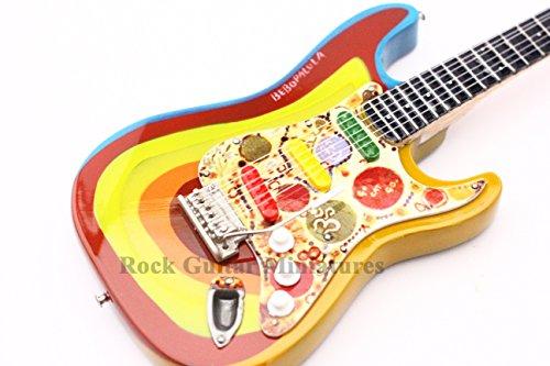 RGM122 Fender Rocky - Guitarra en miniatura