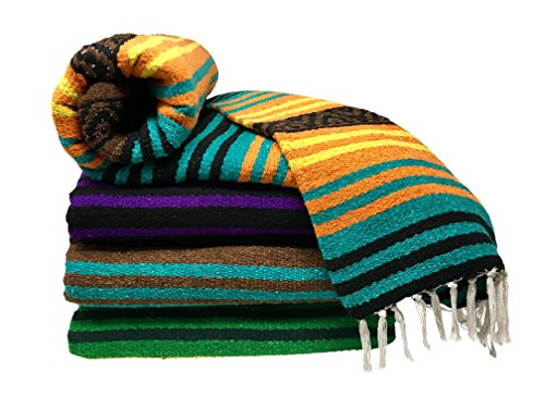 Spirit Quest Supplies Bodhi Blanket Mexican Style Blanket