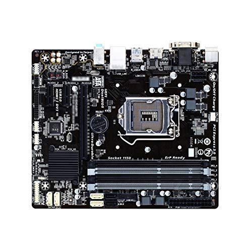 Placa Base Gaming ATX PLACHOARTE Fit For GIGABYTE GA-B85M-DS3H LGA 1150 DDR3 B85M-DS3H 32G HDMI VGA USB3.0 DVI Placa Base De Escritorio