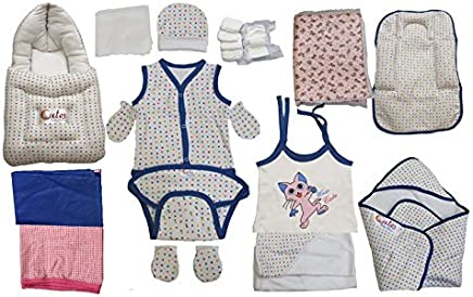 New Born Baby Products/New Born Baby Gift Set Combo/New Born Baby Bedding Set/New Born Baby Combo Items/New Born Baby Dress for (0-3) Months