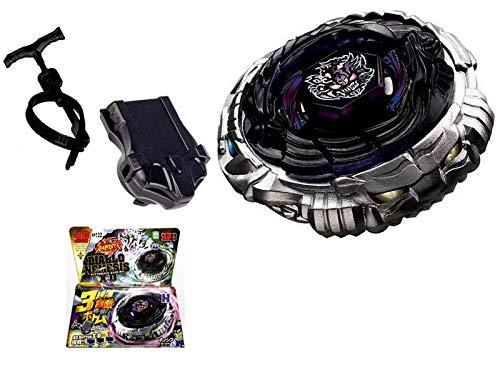 Rapdity Diablo Nemesis Kampfkreisel 4D Power Stahl-Umrandung Metall Masters der Beybladesserie Fusion OVP DREH-Launcher