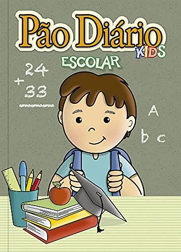 Pão Diário Kids Escolar - Quadro negro