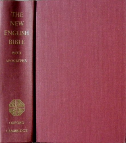 Price comparison product image The New English Bible,  the Apocrypha,  Oxford University Press