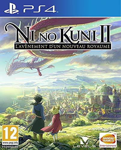 Ni no Kuni II : l'Avènement d'un nouveau royaume - PlayStation 4 [Edizione: Francia]