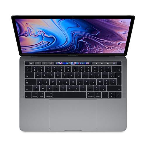 Apple MacBook Pro 13' Retina Argent (2015) (Intel Core i5, 8 Go de RAM, SSD 256 Go, Intel Iris Graphics 6100, OS X El Capitan) (Reconditionné)