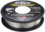 STREN Fluorocast Fluorocarbon Angelschnur, farblos, 100-Yard/10-Pound