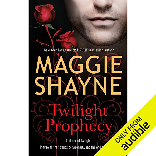 Twilight Prophecy audiobook cover art