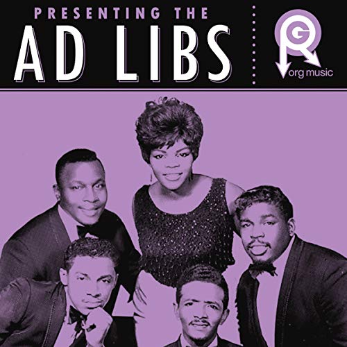 Presenting... The Ad Libs (Black Friday 2018 RSD Exclusive)