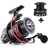 Sougayilang Fishing Reels Powerful 13+1BB Spinning Reels Ultra Smooth Reel for Saltwater or Freshwater- New for 2018-Fierce DL 1000
