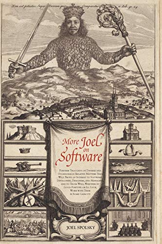 More Joel on Software: Further T...