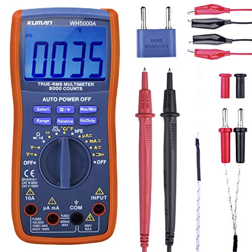 kuman Digital Multimeter Bild