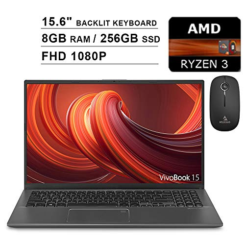 2020 ASUS VivoBook 15.6 Inch FHD 1080P Laptop| AMD...