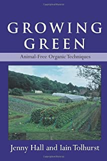 Growing Green: Animal-Free Organic Techniques